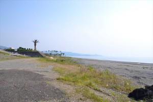 七里御浜と熊野灘