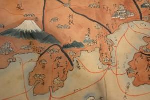 厳選城絵図展-日本城郭配置図 その一