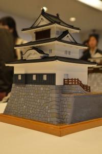 現存十二天守模型展-丸亀城
